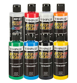 AutoAir Paint Set