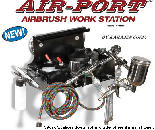 Air-port work Station